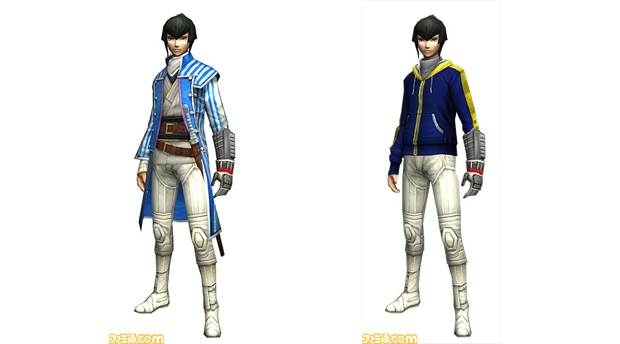 Shin Megami Tensei IV gets retailer-themed DLC costumes photo