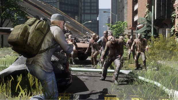 The War Z is back on Steam photo