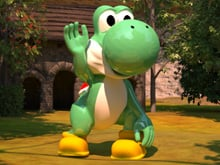 Rip-off Yoshi game photo