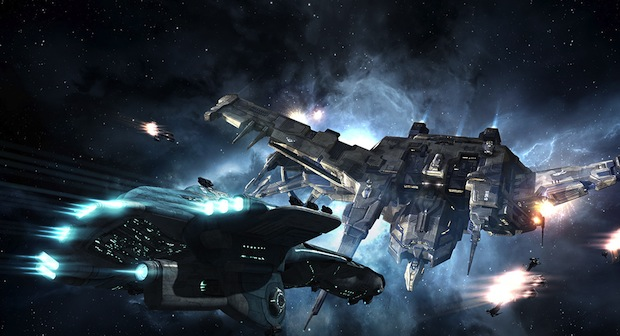 EVE Online starts second decade 500,000 subs strong photo