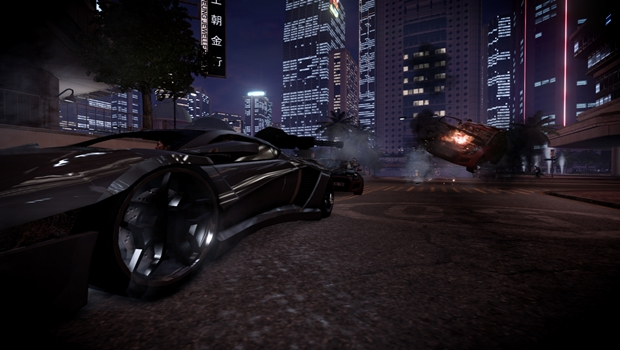 'Wheels of Fury' add-on for Sleeping Dogs out now photo