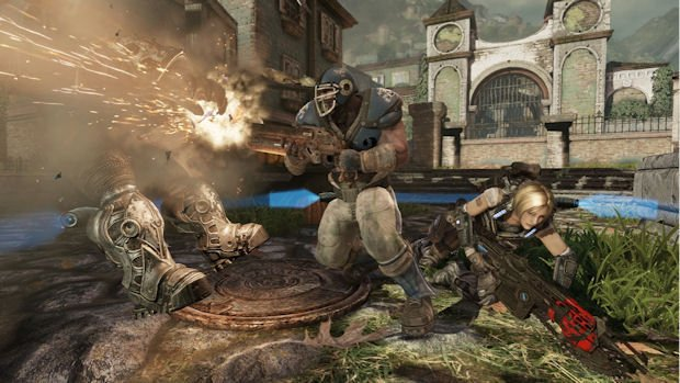 Gears of War 3Gears of War 3 event dishes up 10x XP photo