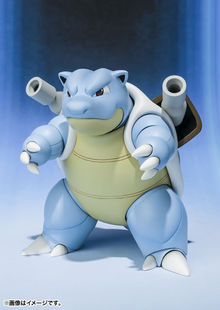 D-Arts Blastoise is also ready to tussle this June photo