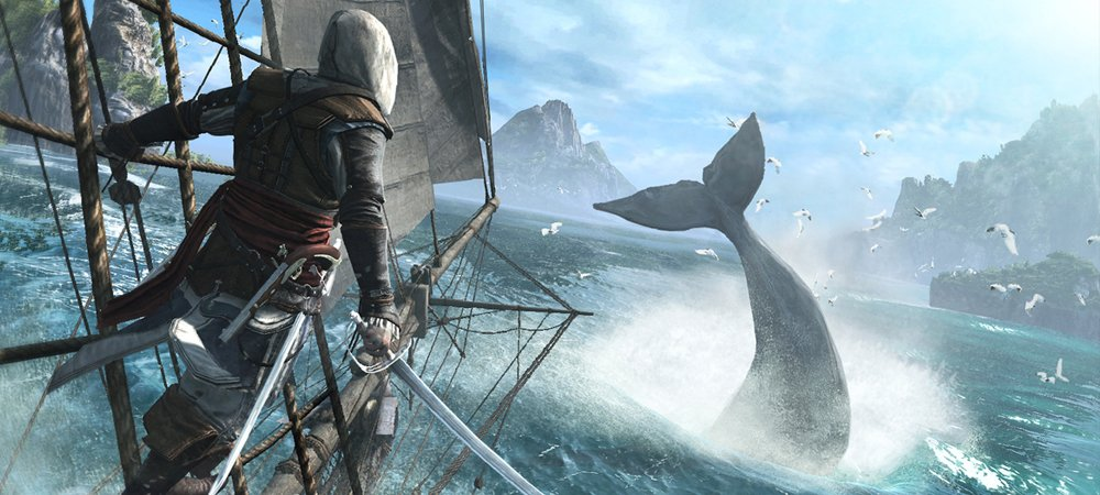 Assassin's Creed IV will include shipjacking screenshot