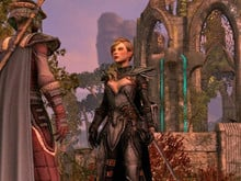 The Elder Scrolls Online beta is coming this month photo