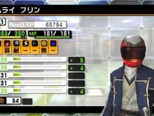 Shin Megami Tensei IV: Characters show gear changes photo