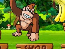 Donkey Kong rip-off photo
