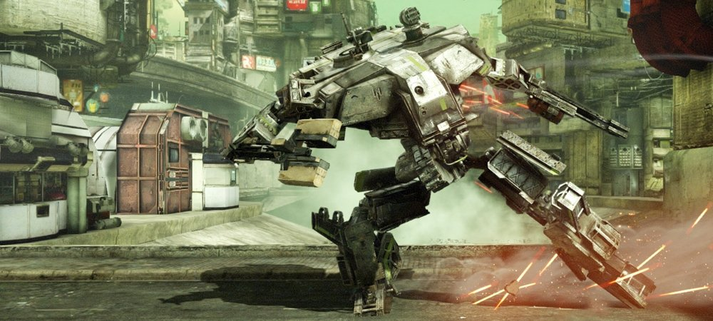 Everything you need to know about Hawken's newest mech photo