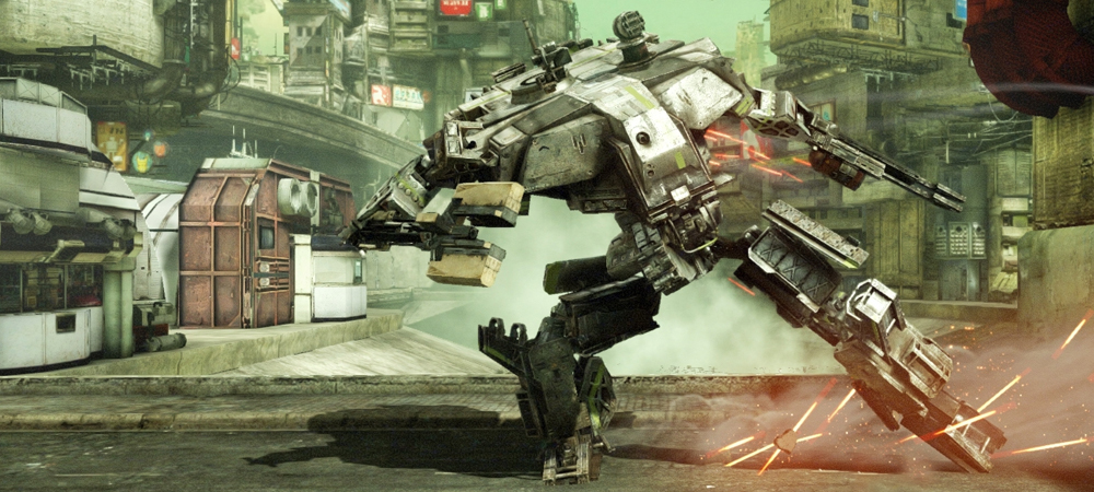 New Hawken mech photo