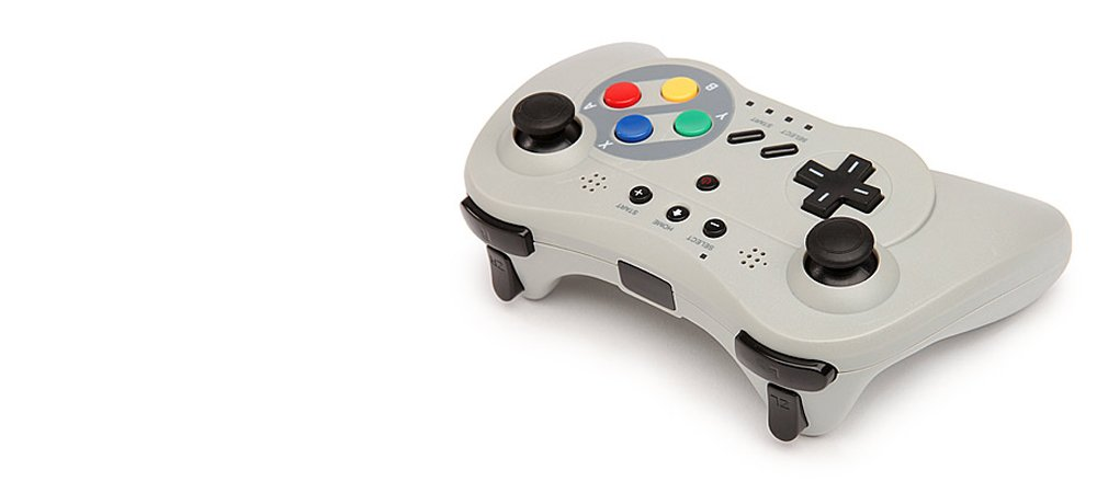 Review: Pro Controller U photo