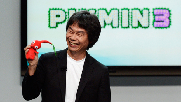 Shigeru Miyamoto feels creatively satisfied photo