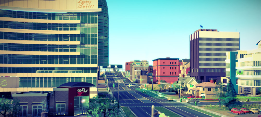 Review: SimCity photo