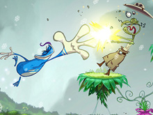 Rayman Jungle Run makes its way to PC through Windows 8 photo