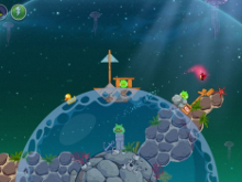 Angry Birds Space Steam photo