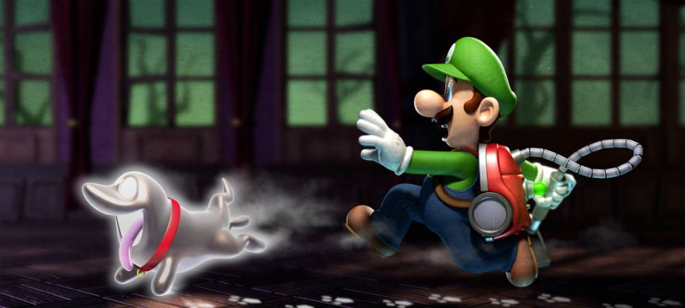 Review: Luigi's Mansion: Dark Moon photo