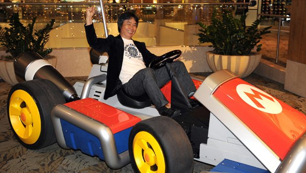 Shigeru Miyamoto believes in a Wii U future screenshot