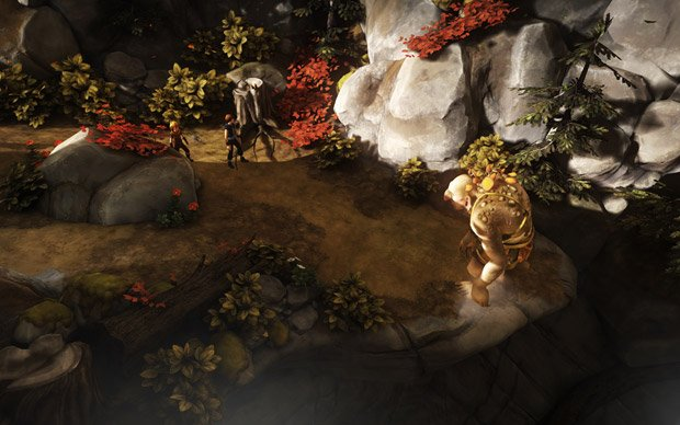 New video for Starbreeze's Brothers - A Tale of Two Sons screenshot