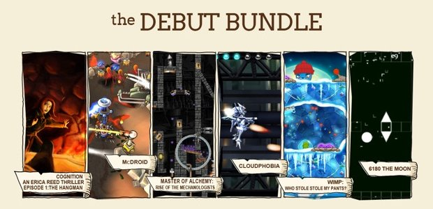 Indie Royale launches the 'Debut Bundle' screenshot