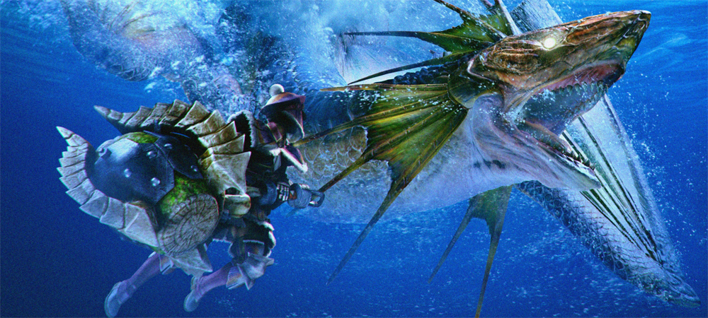 Review: Monster Hunter 3 Ultimate photo