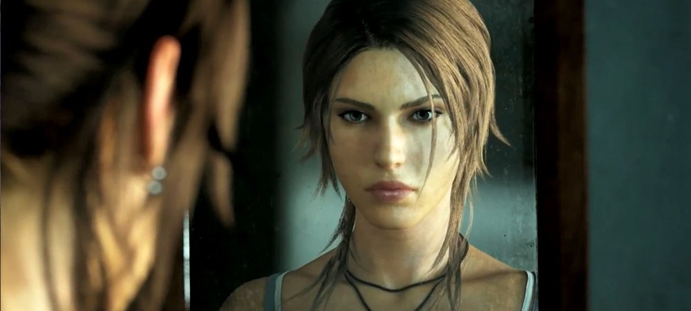 Lara Croft is more than a survivor photo