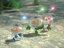 Pikmin cartoon photo