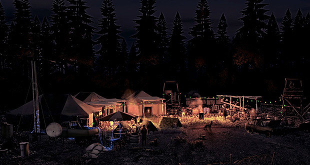 DayZ devs show off server-side Zombies in this update screenshot