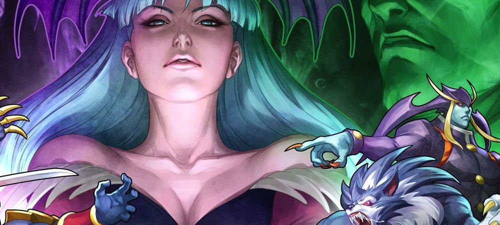 Review: Darkstalkers Resurrection photo