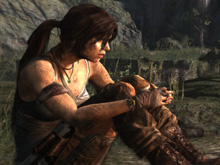 Tomb Raider on PC photo