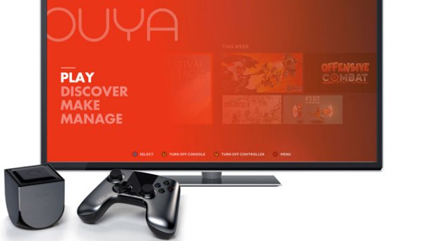 Some online features won't make it for the OUYA launch photo