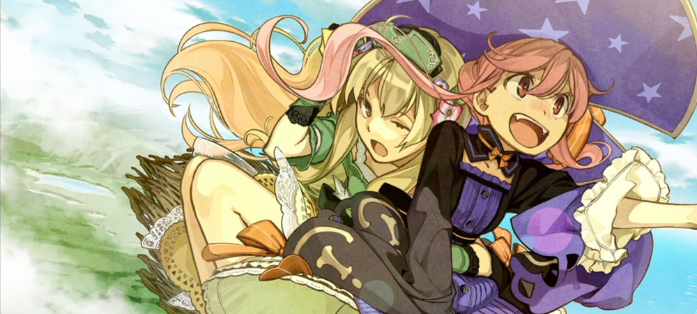 Review: Atelier Ayesha: The Alchemist of Dusk photo