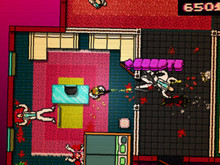 The Mac version of Hotline Miami is still in progress photo