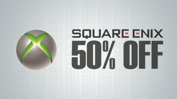 Square Enix holds a massive Xbox Live sale photo