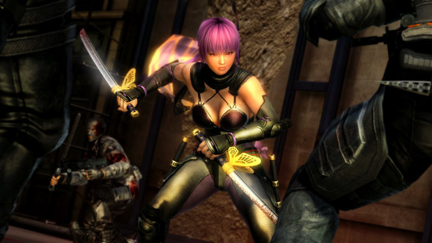Ninja Gaiden 3 Razor S Edge Demo Out Now For 360 Ps3