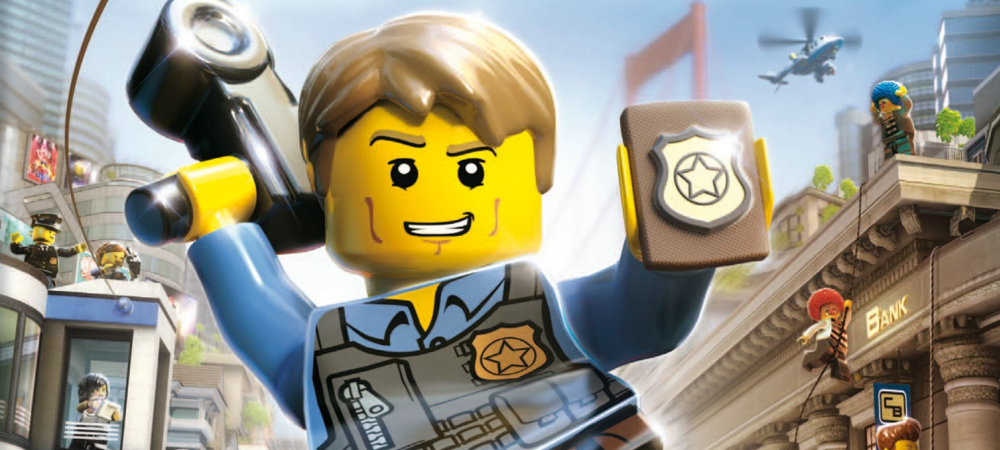 Review: LEGO City Undercover photo