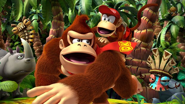Donkey Kong Country Returns 3D rolls into Europe in May photo
