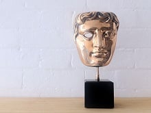 Newell at the BAFTAs photo