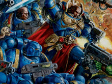 More Warhammer 40,000 photo