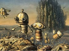 Celebrate, my Vita brethren: Machinarium is coming! photo