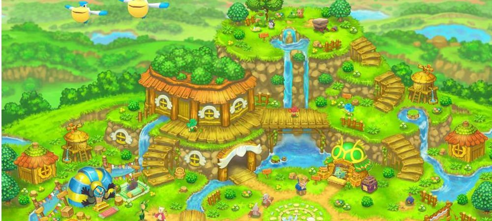Review: Pokemon Mystery Dungeon: Gates to Infinity photo