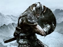 Check out the Skyrim beta for 'Legendary' features photo