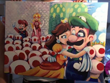 Luigi & Daisy photo