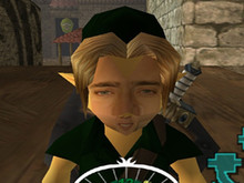 Majora's Mask + Nic Cage photo