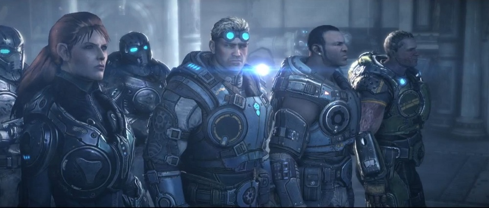 Gears of War trailers photo