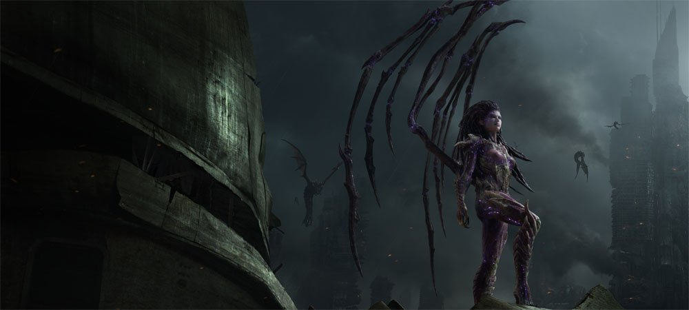 StarCraft II: HOTS review photo