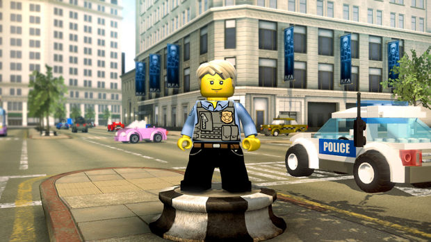 New releases: LEGO City: Undercover gets built photo