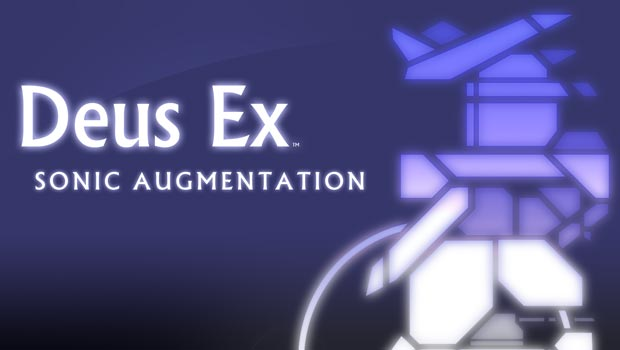 Deus Ex: Sonic Augmentation out today photo