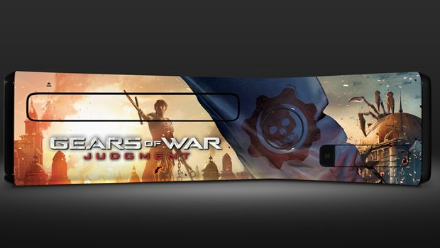 Contest: Win a custom Gears of War: Judgment Xbox 360! photo