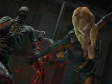 Rachel needs a makeover in Resident Evil Revelations photo