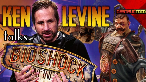 Ken Levine talks multiplayer in BioShock Infinite photo