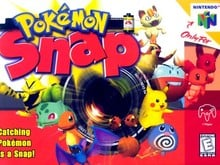 Pokemon Snap photo